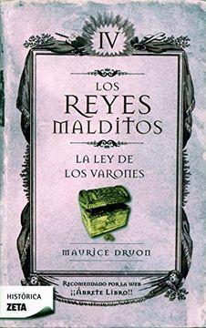portada Los Reyes Malditos iv: La ley de los Varones