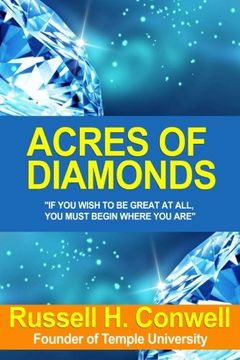 portada [(Acres of Diamonds: The Russell Conwell Story )]