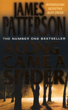 portada Along Came A Spider