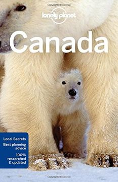 portada Lonely Planet Canada (Travel Guide) (libro en Inglés)
