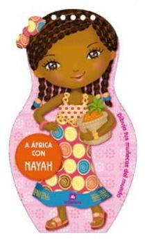 portada A África con Nayah