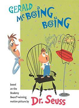 portada Gerald Mcboing Boing (Classic Seuss) (libro en Inglés)