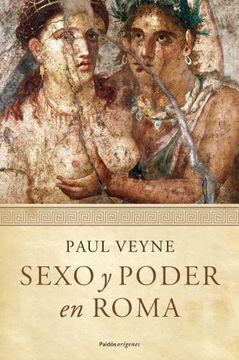 portada Sexo y Poder en Roma
