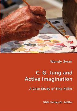 portada c. g. jung and active imagination