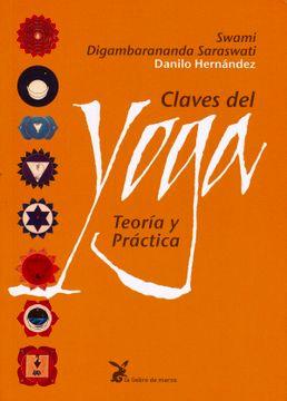 portada Claves del Yoga. Teoría y Práctica