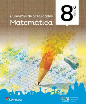 portada Todos Juntos Cuaderno De Actividades Matemática 8