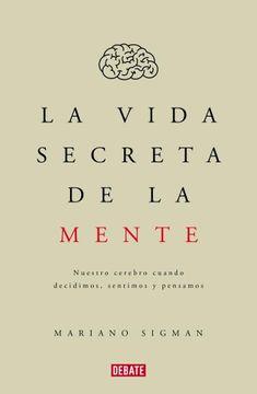portada La Vida Secreta de la Mente