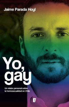 portada Yo, gay
