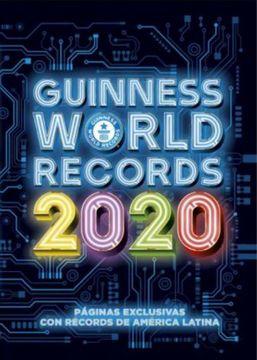 portada Guinness World Records 2020