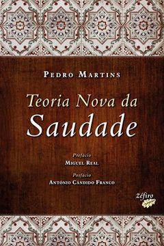 portada TEORIA NOVA DA SAUDADE