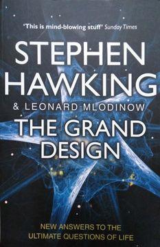 portada THE GRAND DESIGN. STEPHEN HAWKING AND LEONARD MLODINOW