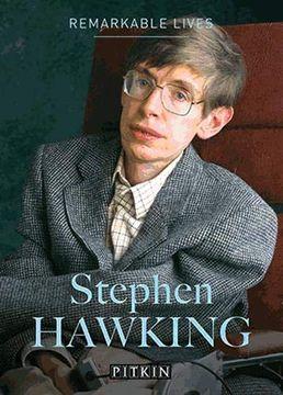portada Stephen Hawking: Remarkable Lives (libro en Inglés)