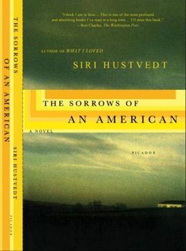 portada Sorrows of an American (libro en Inglés)