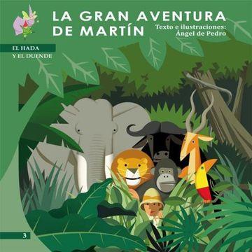 portada La Gran Aventura de Martín
