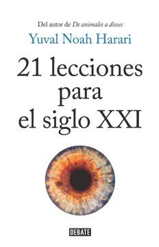 portada 21 Lecciones Para el Siglo xxi