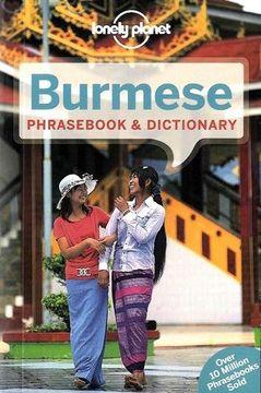 portada Lonely Planet Burmese Phrasebook & Dictionary (libro en Inglés)