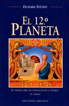 portada El Duodécimo Planeta (Mensajeros del Universo)