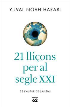 portada 21 Lliçons per al Segle xxi (libro en Catalán)