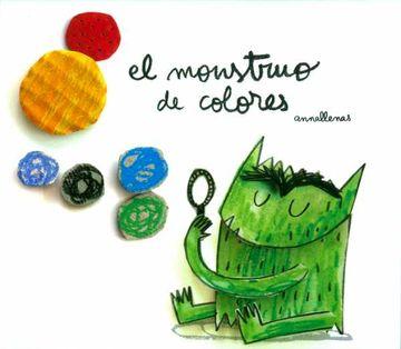 portada El Monstruo de Colores