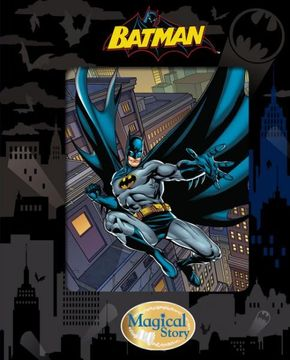 portada Cuento Emocionante: Batman
