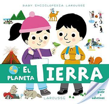 portada Baby Enciclopedia. El Planeta Tierra (Larousse - Infantil