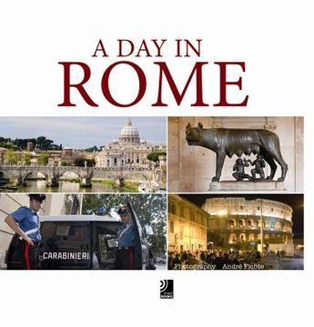 portada a day in rome (inc. 4 cds)