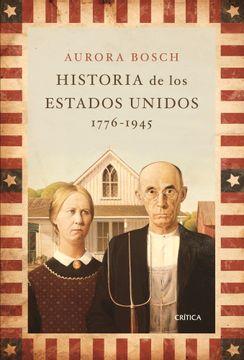 portada Historia de los Estados Unidos, 1776-1945