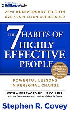 portada 7 Habits of Highly Effective People, The: 25Th Anniversary Edition (libro en inglés) (Audiolibro)