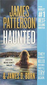 portada Haunted (Michael Bennett) (libro en Inglés)