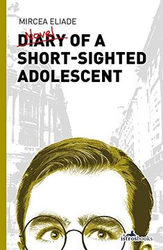 portada Diary of a Short-Sighted Adolescent