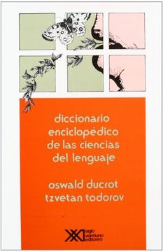portada Diccionario Enciclopedico de las Ciencias del Lenguaje