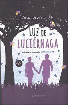 portada Luz de Luciérnaga + Somos Electricidad