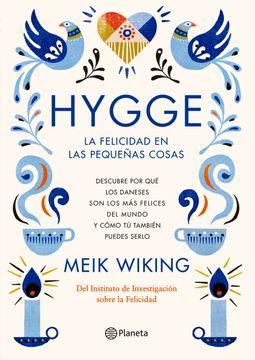 portada Hygge: La Felicidad en las Pequeñas Cosas