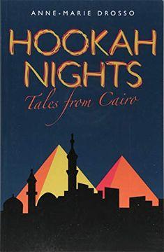 portada Hookah Nights: Tales From Cairo (libro en Inglés)