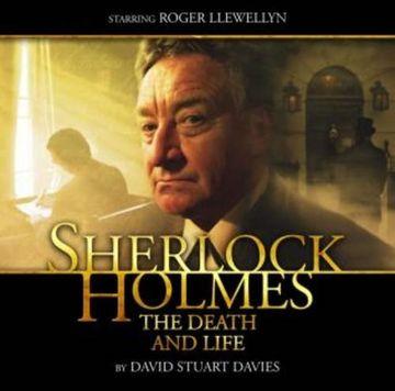 portada Sherlock Holmes: The Death and Life (libro en inglés) (Audiolibro)