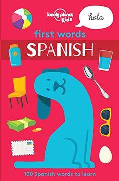 portada 1ST WORDS - SPANISH (Lonely Planet Kids)