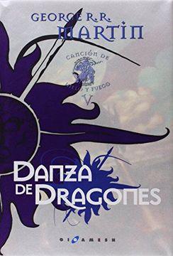 portada Canción de Hielo y Fuego 5. Danza de Dragones. Edición Especial
