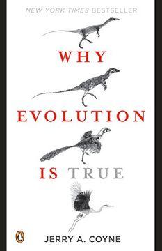 portada Why Evolution is True (libro en Inglés)