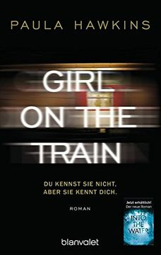 portada Girl on the Train - Du kennst sie nicht, aber sie kennt dich