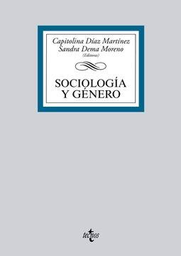 portada Sociología y Género (Derecho - Biblioteca Universitaria de Editorial Tecnos)