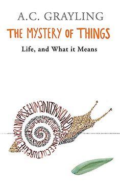 portada The Mystery of Things (libro en inglés)