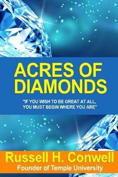 portada [(Acres of Diamonds )] [Author: Russell Herman Conwell] [Dec-2008]