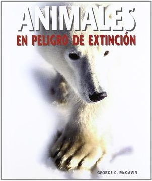 portada Animales en Peligro de Extincion (Naturaleza)