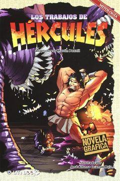 portada Los Trabajos de Hércules