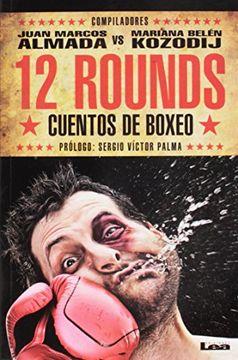 portada 12 Rounds: Cuentos de Boxeo
