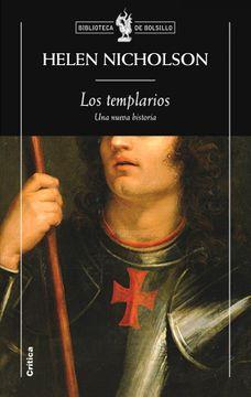 portada Los Templarios: Una Nueva Historia (Biblioteca de Bolsillo)