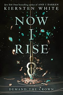 portada Now i Rise (And i Darken) (libro en Inglés)