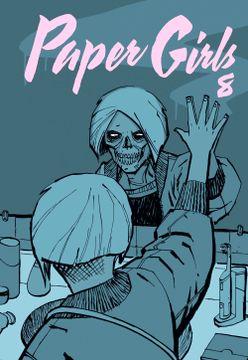 portada Paper Girls nº 08