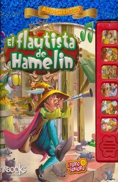 portada El Flautista de Hamelin