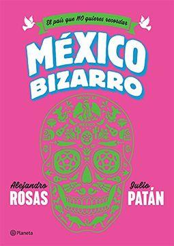 portada Mexico Bizarro